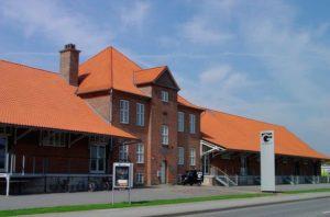 Godset, venue in Kolding