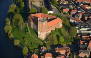Koldinghus Castle near Villa Gertrud bed & breakfast