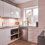 Køkkenet - her kan du forberede din mad